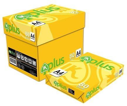 IK Plus A4 Paper 80GSM