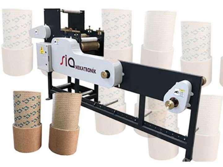 Printing and Embossing Machine