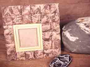 Handmade Paper  Photo Frames