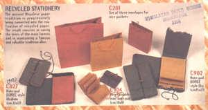 Paper Bags from Recycled Paper