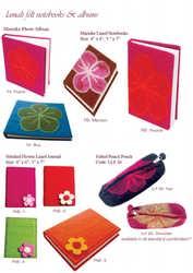 Felt Notebooks
