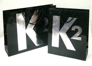 Hot Stamping Bag -  K Printed