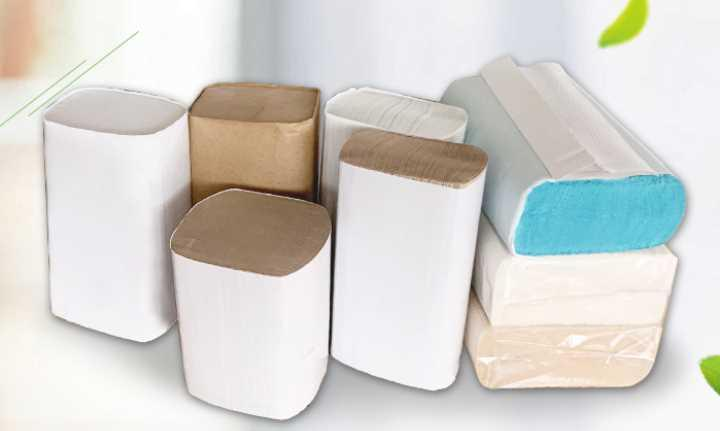Recycled Paper Towels, Folded Paper Towel, Roll Towels Jumbo