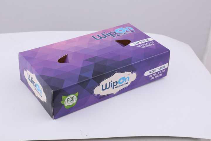 Facial Tissue Boxes