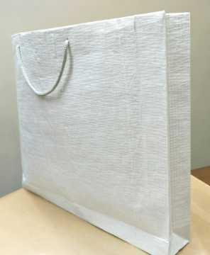 Paper Fabric Shopping Bags