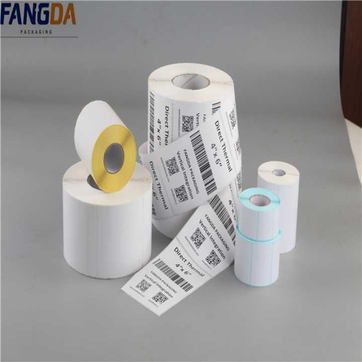 Thermal Labels, Thermal Transfer label, Shipping Label