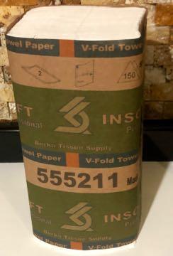 V-Fold Towel Paper