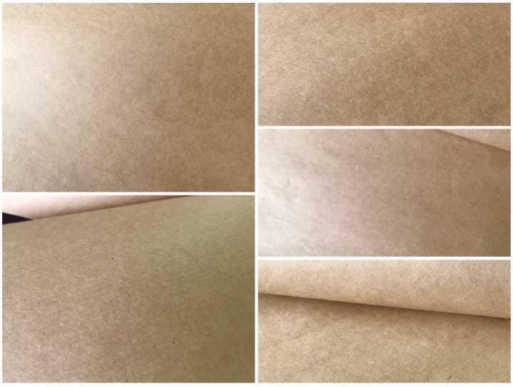 Extensible Sack Kraft Paper (Raw Materials)