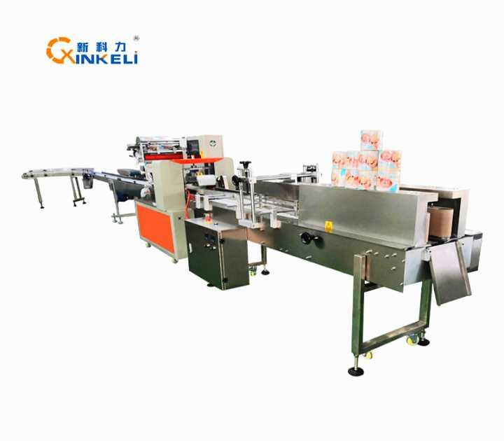 Toilet Roll Paper Packaging Machine