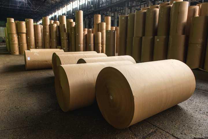 Kraft Liner and Fluting Paper