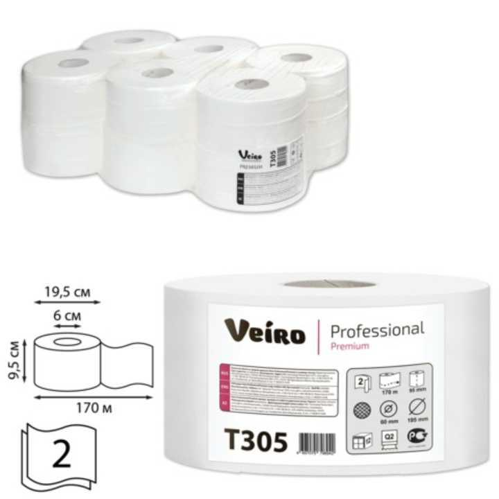 AFH Paper Towels in Rolls