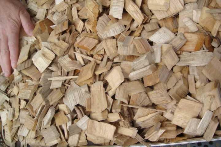 Wood Chips (Mix Tropical / Hardwood / Eucalyptus)