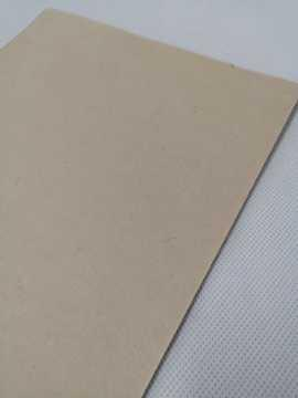 Unbleached Bagasse Pulp for Biodegradable Tablewares