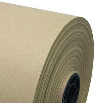 Kraft Paper (29-100 GSM - Plain/ Ribbed)