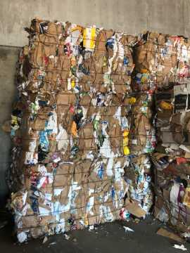 Hard Mix Waste Paper